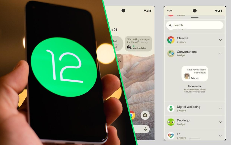 Android 12 özellikleri neler olacak? İşte bilinenler