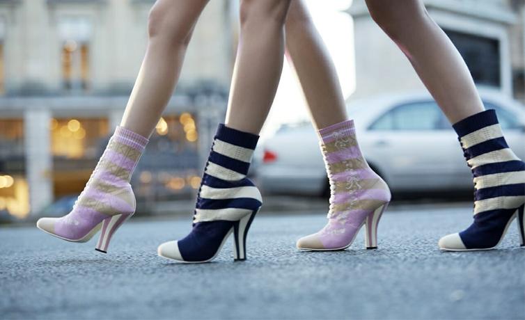 Çorap bot modelleri sezonun trend botları vitrinlerde yerini aldı!