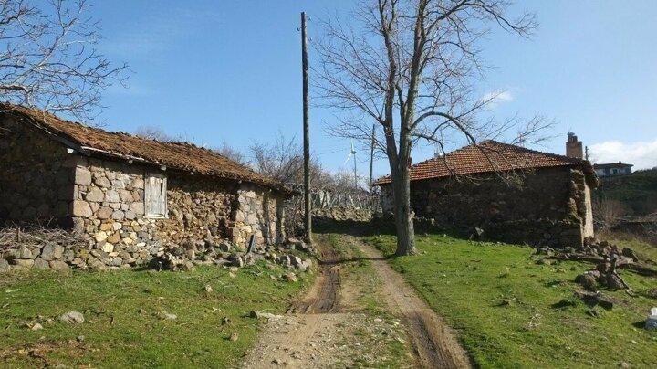 Göç yüzünden hayalet köy haline geldi: Sadece 2 kişi yaşıyor